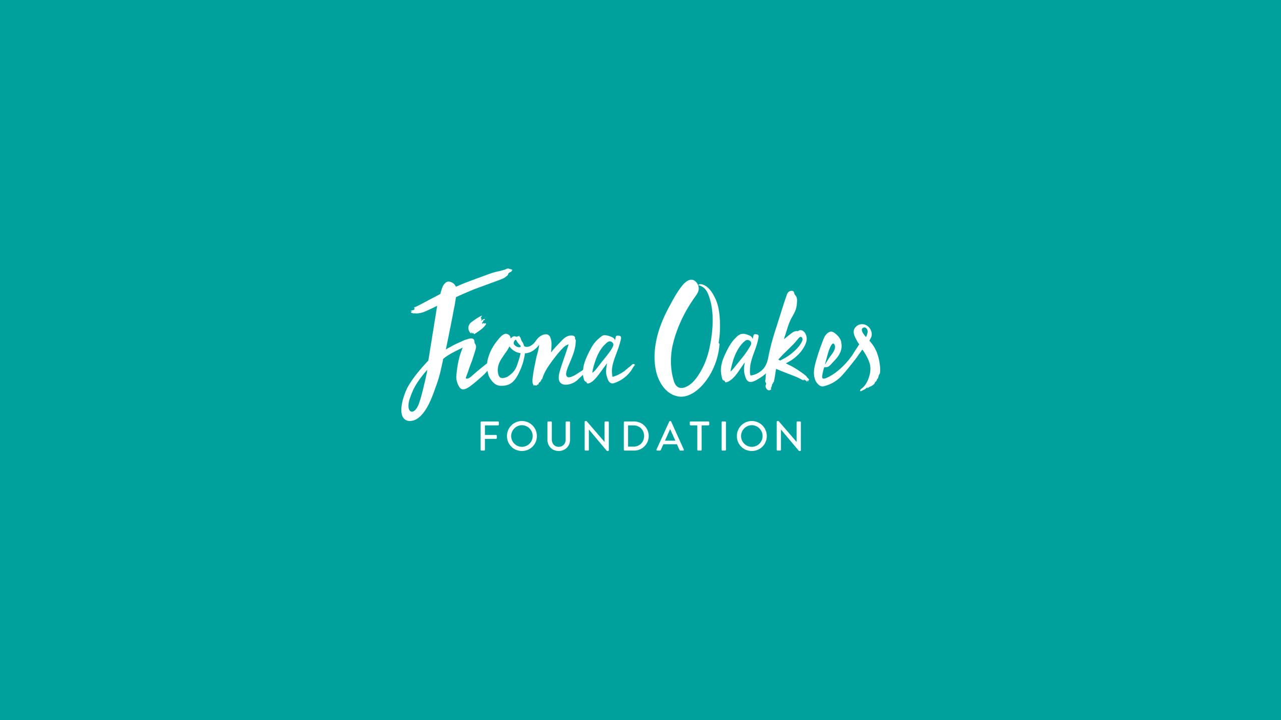 Fiona Oakes Foundation – Anna-Marie Marshall
